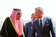 توقيع 12 اتفاقية للقطاع الخاص بين السعودية والأردن