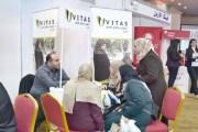 إطلاق معرض شركات تمويل المشاريع الصغيرة الأول في إربد
