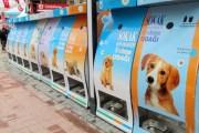 ماكينات تعمل بالمخلفات البلاستيكية لاطعام الحيوانات في تركيا