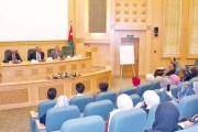 د. خرابشه يؤكد أهمية دور خريجي الجامعات في تنمية الاقتصاد الوطني
