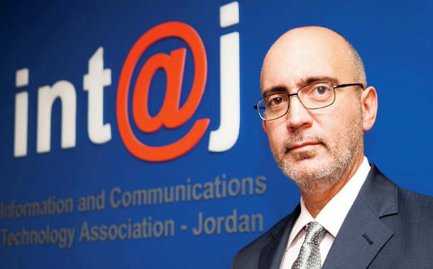 """المدير التنفيذي لجمعية شركات تقنية المعلومات والاتصالات الأردنية """"إنتاج""""، م. نضال البيطار (ارشيفية)"""