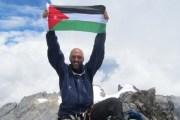 المغامر الأردني مصطفى سلامة ينهي مرحلة تزلج جرينلاند