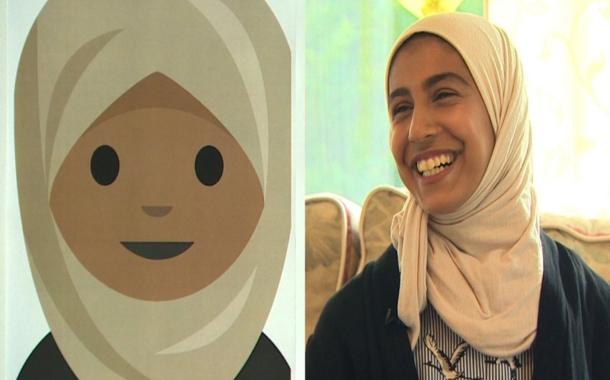 فتاة سعودية وراء فكرة اضافة الحجاب لعالم الإيموجي