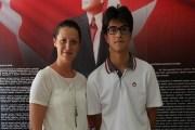 طالب تركي يطوّر تطبيقاً لتحويل الكلام إلى لغة الإشارة