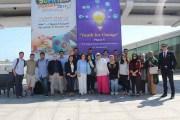 إنجاز جديد للشباب الأردني ...... قصي أبو شنب يحصد جائزة في مبادرة