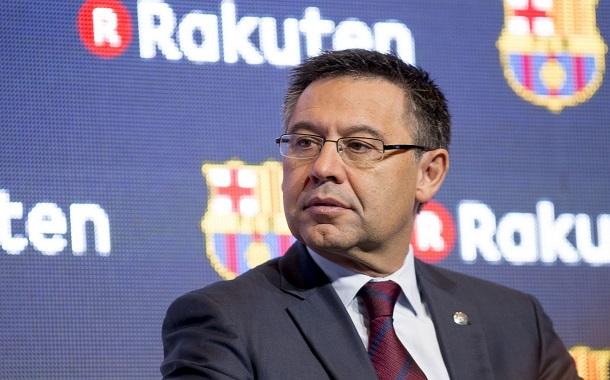 Agreement signed between FC Barcelona and Rakuten Inc.
