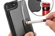 كيف تشعل السجائر بهاتف آيفون؟