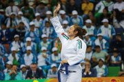 رنا قبج تهدي الأردن ذهبية في رياضة الجوجيستو .... دورة الألعاب الآسيوية للصالات المغلقة والفنون القتالية