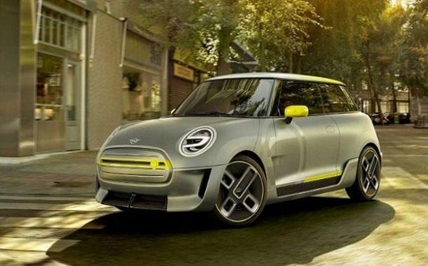 بي إم دبليو تكشف عن سيارة ميني جديدة تعمل بالكهرباء
