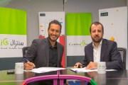 إتفاقية شراكة استراتيجية بين شركة سنترال غاز وتطبيق LinaGAS