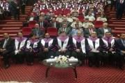 تخريج الفوج 69 من حملة شهادات المجلس الطبي الاردني