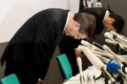 الرئيس التنفيذي لسوبارو منحنياً: نحن آسفون.... ونعتذر