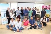 مجتمع مشكاة ينظم ورشة عمل حول بناء القدرات للمُخرجين وصانعي المُحتوى- صور