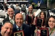 الأردن يتواجد بقوة ويحصد 11 جائزة في المؤتمر العالمي الأربعين لهندسة الطاقة- صور