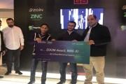 زين وميس الورد تُعلنان عن الفائزين بالمسابقة العالمية لألعاب الهواتف المتنقلة( IMGA MENA )