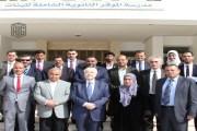 أبوغزاله يزور لواء الموقر ضمن نشاطات لجنة إعداد خطة لتنمية البادية الأردنية