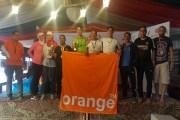 موظفوأورانج الأردن يحصدون 5 كؤوس في سباق ماراثون رم الدولي الصحراوي الخامس