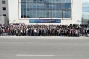شركة زين تنظّم وقفة تضامنية مع القدس