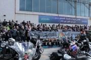 مسيرة للدراجات النارية تنطلق من زين نُصرةً للقدس