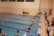 العبداللات وعباسي وحسين يحطمون أرقاما قياسية في بطولة الاردن الشتوية المفتوحة للسباحة