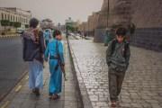 سوشيال ميديا ..... صورة بألف معنى هزت مشاعر اليمنيين بمختلف انتماءاتهم