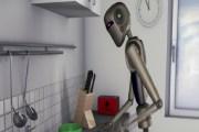 هذا شكل مطبخ المستقبل الذكي
