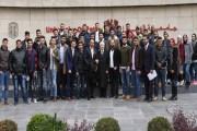 أبوغزاله يفتتح حاضنة أعمال جامعة البترا