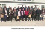 جائزة الحسن للشباب تلتقي بأشخاص ارتباطها في الجامعات الأردنية
