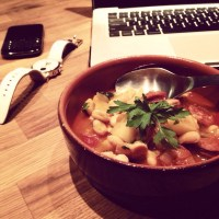 Easy Dinners: Spanish Bean Stew
