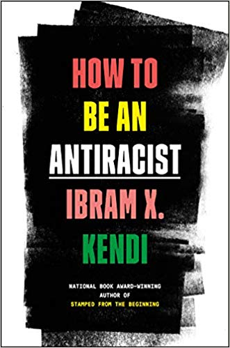 Image of the How To Be An Antiracist Book Cover
