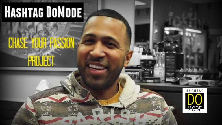 Eddie Rosado: Chasing your passion to be a barber | #DoMode - www.hashtagdomode.com