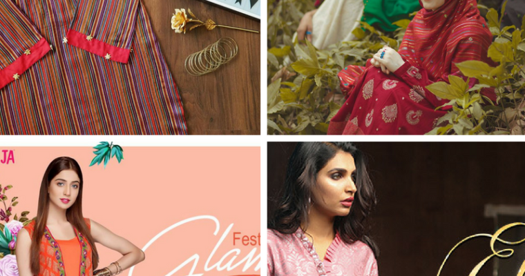 Top Favorite Eid Collection 2018