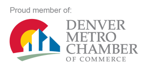 Proud member of the Denver Metro Chamber of Commerce.