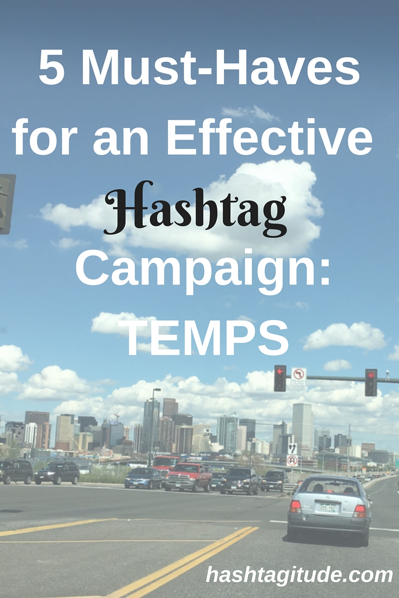 Hashtag campaigns may appear easy to launch, but businesses of all sizes continue to make mistakes with their hashtag campaigns, which in turn makes those campaigns fizzle out and fail. Last year, I questioned whether using hashtags in real-world marketing was effective or not. Today's post will focus on how to create an effective hashtag, since businesses are increasingly seeking clever and unique hashtags to use for their marketing campaigns.