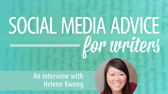 Hashtagitude's CEO and Founder Helene Kwong was featured on Finicky Designs, giving social media advice for writers.