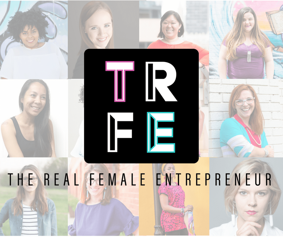 The Real Female Entrepreneur podcast is run by Lauren Frontiera. The Real Female Entrepreneur is an online platform that combines the power of authentic, honest conversation and media to inspire, include, and empower female entrepreneurs.
