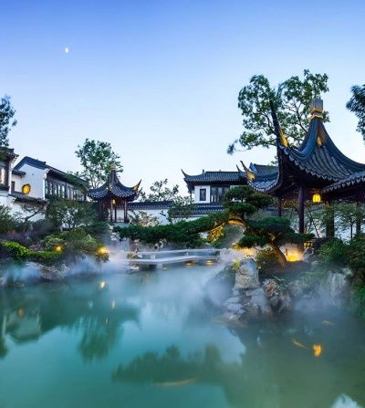 Taohuayuan in Suzhou Is a Billionaires Dream Mansion