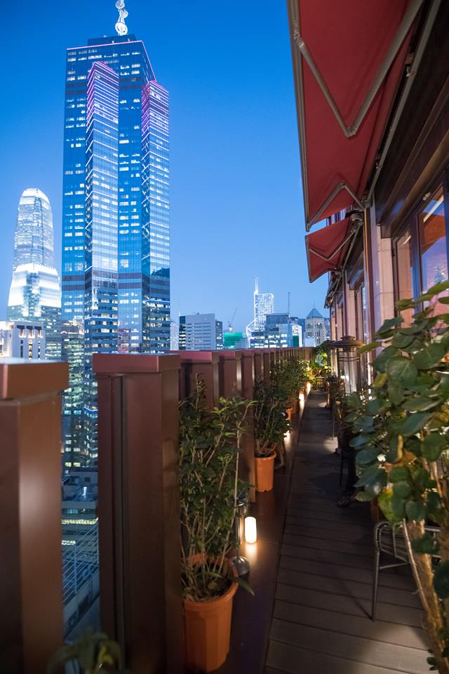 More than just a view Hong Kongs hippest rooftop bars  Hashtag Legend