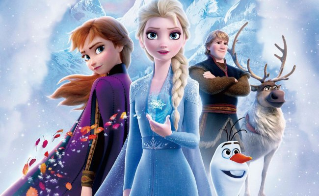 5 Of The Best Frozen 2 Collaborations Hashtag Legend
