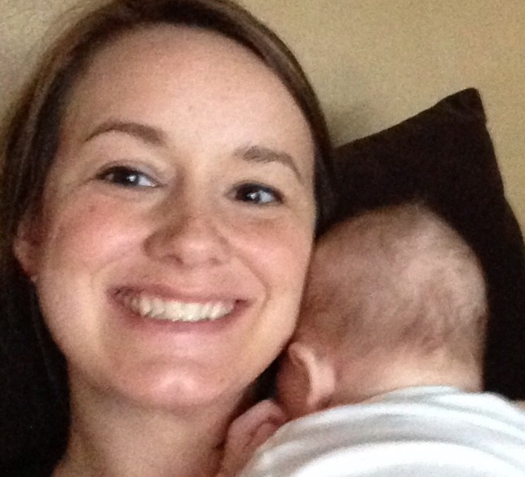 Why I Didn't Talk to Anyone About My Postpartum Depression
