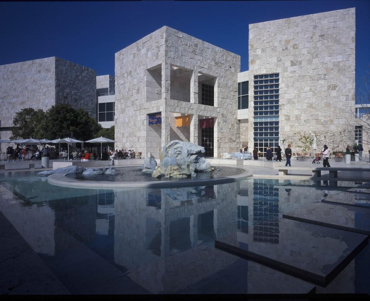 Paul Getty Museum Los Angeles Museums In Social Media