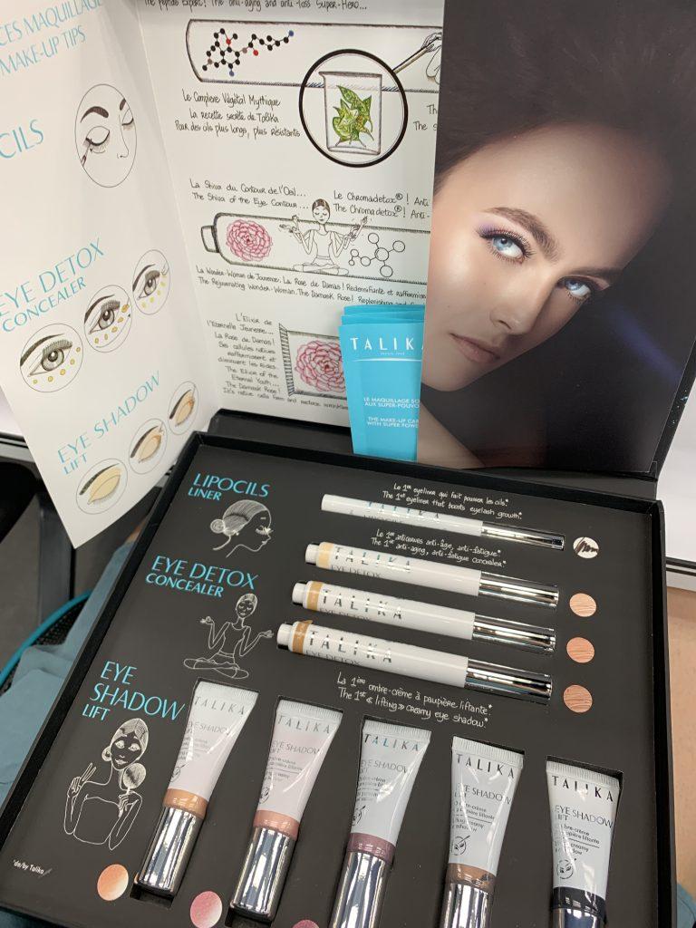 法國眼部護膚品牌TALIKA 以眼妝修護眼周肌膚