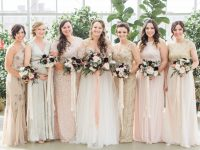 How to Pick the Perfect Mismatched Bridesmaid Dresses ...