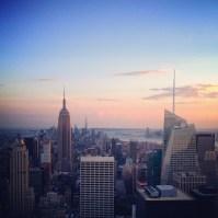 Top of the Rockefeller!