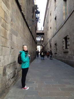 Han in the Gothic Quarter