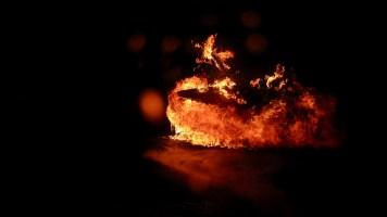 12.01. 2019 Požár automobilu