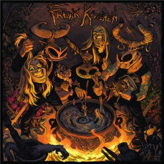 """News Added May 04, 2012 Cooking With Pagans is the 8th album from Swedish Progressive Hard-rockers Freak Kitchen. It is expected to be released towards the end of 2012 although no date has yet been confirmed. Band Members: Mattias """"IA"""" Eklundh (vocals, guitars) Björn Fryklund (drums) Christer Örtefors (bass, vocals) Submitted By Mike Track list: […]"""