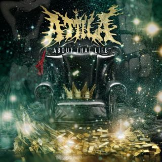 """News Added Apr 20, 2013 Metalcore outfit, Attila, headed by Chris """"Fronz"""" Fronzak, is back with their fifth studio album. """"About That Life"""" will be released June 25 on Artery Records during their run on the Van's Warped Tour. Submitted By Male Track list: Added Apr 20, 2013 1. Middle Fingers Up 2. Hellraiser 3. […]"""