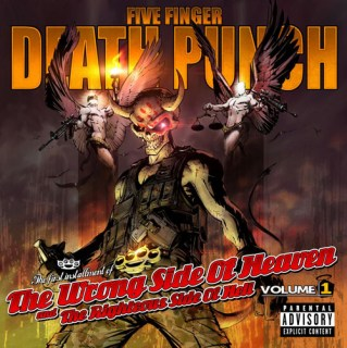 News Added May 13, 2013 Five Finger Death Punch will release The Wrong Side Of Heaven And The Righteous Side Of Hell Volume 1 on July 30, while Volume 2 is scheduled for later this fall. Eleven Seven will release the albums outside of North America. Five Finger Death Punch guitarist Zoltan Bathory recently shared, […]
