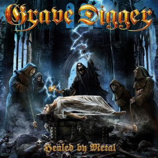 """News Added Sep 29, 2016 Long-running German metallers GRAVE DIGGER have set """"Healed By Metal"""" as the title of their new album, due on January 13, 2017 via Napalm Records. The track listing for the CD is as follows: 01. Healed by Metal 02. When Night Falls 03. Lawbreaker 04. Forever Free 05. Call for […]"""